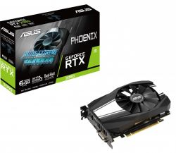 Видеокарта Asus GeForce RTX 2060 PHOENIX 6ГБ GDDR6 (PH-RTX2060-6G)