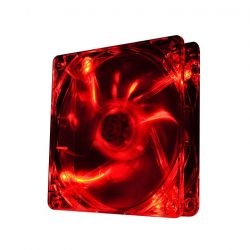 Вентилятор Thermaltake Pure 12 LED Red (Cl-F019-PL12RE-A)