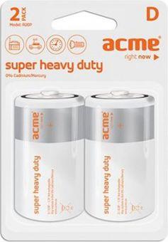 Элемент питания ACME AA Super Heavy Duty R20P (цена за 2 шт.)