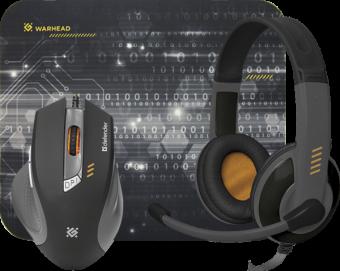Игровой набор Defender Warhead MPH-1500