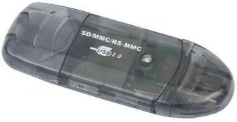Карт ридер Gembird USB mini card reader/writer