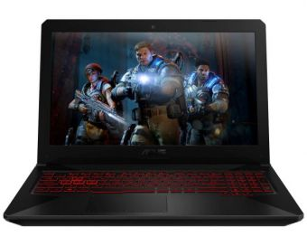 Ноутбук ASUS TUF Gaming FX504GD -E4667T