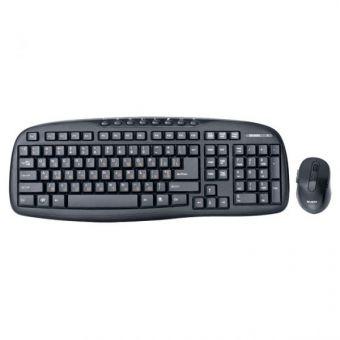 Комплект Кллавиатура+Мышь Wireless Sven Comfort 3400