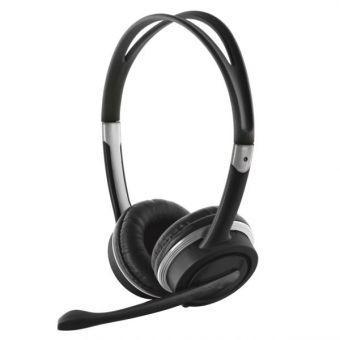 Наушники с микрофоном TRUST Mauro USB Headset