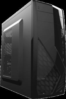 Компьютер Core i5-7400/8Гб/1Тб+120Гб/GTX1050Ti