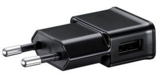 Адаптер питания с USB BS-2015 (5B, 1000mA)