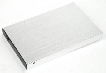 """Бокс для жесткого диска 2,5"""" алюминиевый USB 2.0 DM-2512"""
