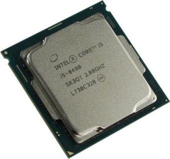 Процессор Intel Core i5-8400 OEM 2,8/4 ГГц 6 ядер