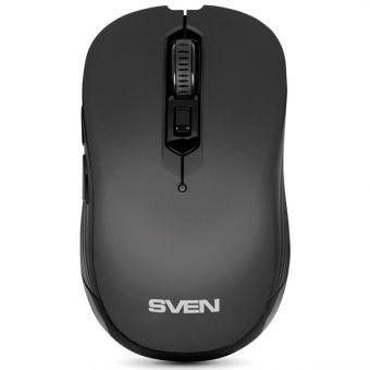 Беспроводная мышь SVEN RX-560SW черная