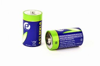Батарейки Energenie LR20 D EG-BA-LR20-01 (2 шт)
