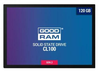 Твердотельный накопитель SSD 2,5 120Gb Goodram SSDPR-CL100-120-G2