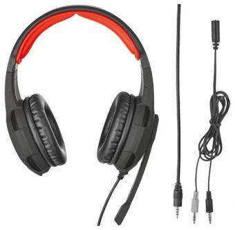 Наушники с микрофоном TRUST GXT 310 Игровые 21187
