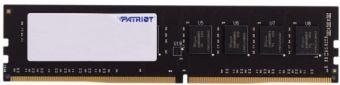 Оперативная память DDR4 8Гб 2400МГц Patriot PSD48G240082