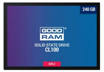 Твердотельный накопитель SSD 2,5 240Gb Goodram R520 SSDPR-CL100-240-G2