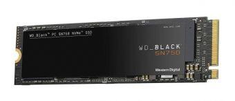 Твердотельный накопитель SSD M.2 250GB WD Black NVMe PCI-E 3.0 x4  WDS250G3X0C