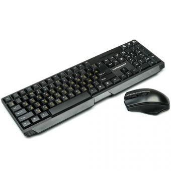 Беспроводной комплект ASUS W3000 Keyboard+Mouse Black
