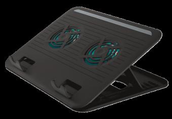 Подставка для ноутбука с охлаждением TRUST Cyclone