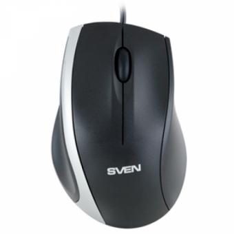 Мышь Sven RX-180 USB black