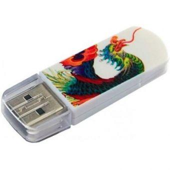 Накопитель USB Flash Drive 16GB Verbatim (TATTOO EDITION PHOENIX) USB2.0 (49887)