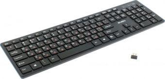 Клавиатура беспроводная SVEN Elegance 5800 Black