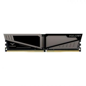 Оперативная память DDR4 2400МГц 8GB Team Group Vulcan grey