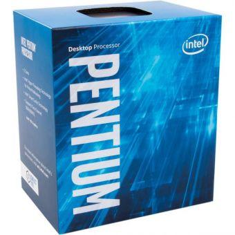 Процессор Intel Pentium G4560 BOX KabyLake 3.5 ГГц / 2core / HD Graphics 610 /3Мб / 51 Вт s.1151