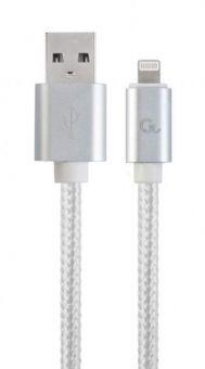 Кабель Gembird Lightning to USB (CCB-mUSB2B-AMLM-6-S)