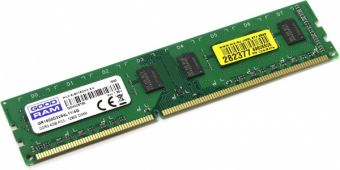Оперативная память DDR3 8GB 1600MHz GOODRAM 1.35V GR1600D3V64L11/8G
