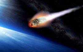 Неизвестный материал обнаружили в упавшем метеорите