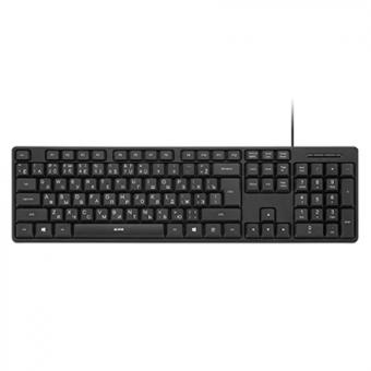 Клавиатура ACME KS06 Standard Keyboard Black /USB