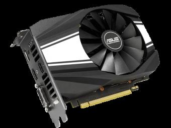 Видеокарта ASUS GeForce GTX1660Ti ( PH-GTX1660TI-6G )