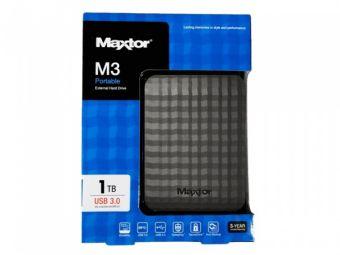 "Жесткий диск внешний 1Tb 2.5"" USB3.0 SEAGATE/MAXTOR"