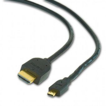 Кабель GEMBIRD HDMI A-D (micro) 1.8m CC-HDMID-6 cable, builk package