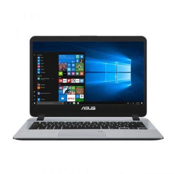 Ноутбук ASUS X407MA (F407MA-EB216T)