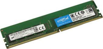 Оперативная память DDR4 8Gb 2400MHz Cricial CT8G4DFS824A