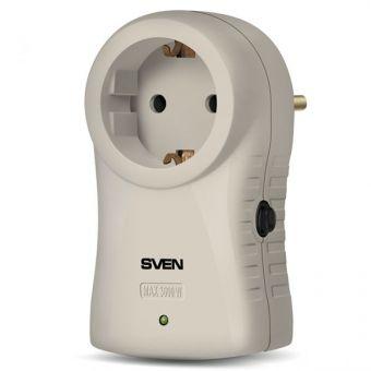 Сетевой фильтр SVEN SF-S1 серый