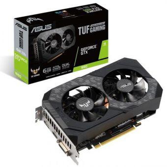 Видеокарта ASUS GeForce GTX 1660 TUF-GAMING (TUF-GTX1660-6G-GAMING)