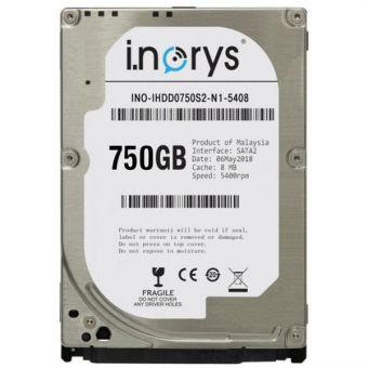 """Жёсткий диск 3,5"""" i.norys 750 Гб (INO-IHDD0750S2-D1-7232)"""