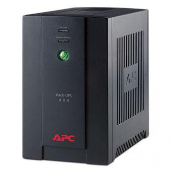 ИБП APC Back-UPS 800VA/480W BX800CI-RS 4 розетки евростандарт