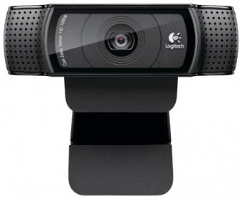 Вебкамера Logitech HD C920