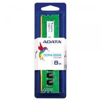 Оперативная память DDR4 8Gb 2666MHz A-DATA AD4U266638G19-S SINGLE TRAY