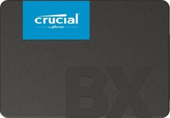 "Твердотельный накопитель 2,5"" SATAIII 240 Гб Crucial BX500 3D NAND (CT240BX500SSD1)"