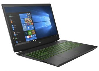 Ноутбук HP Gaming Pavilion 15-cx0024nm