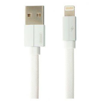 Кабель USB REMAX Lightning 8-pin (белый)