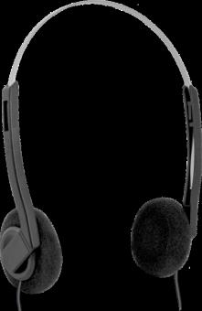 Наушники  с микрофоном Defender Aura 99,чёрный,1,8м, (63099)