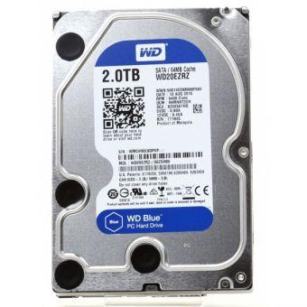 Жесткий диск 2000Gb WD 64Mb SATAIII WD20EZRZ Blue