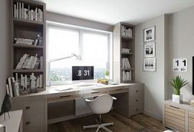 Как организовать рабочее пространство дома