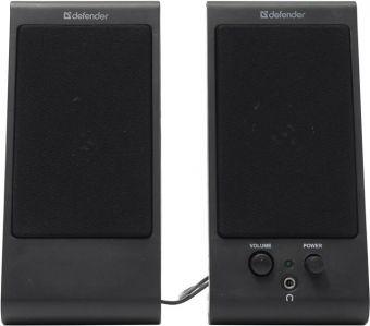 Колонки Defender  2.0  SPK-170 черный, 4 Вт 65165
