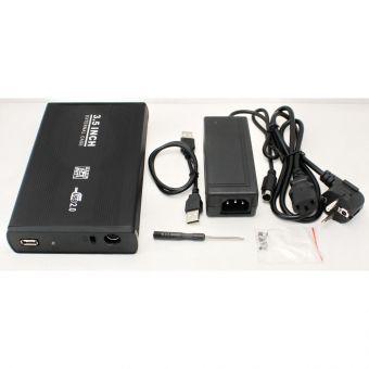 """Внешний кейс для HDD DH-27 (3.5"""",USB 2.0)"""