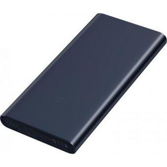 Портативная батарея Xiaomi Mi Power Bank 2S 10000мАч Black
